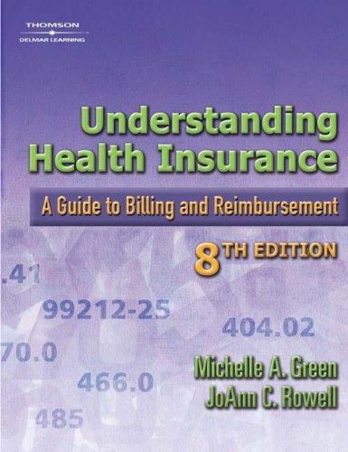 9781418008451: Bndl Understanding Health Insurance and Workbook