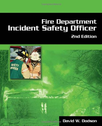 9781418009427: Fire Department Incident Safety Officer