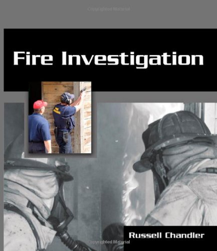 9781418009601: Fire and Arson Investigation