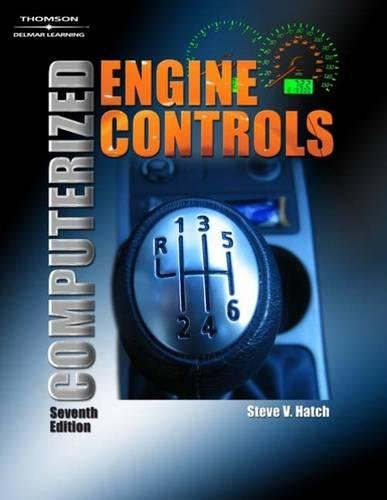 9781418011390: Computerized Engine Controls