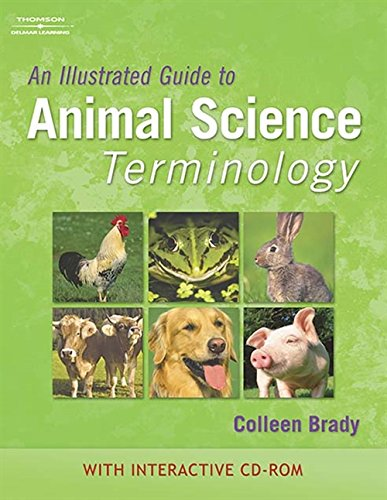 9781418011512: An Illustrated Guide to Animal Science Terminology