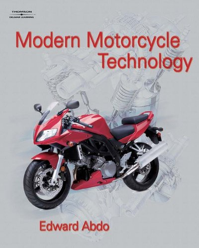 9781418012649: Modern Motorcycle Technology