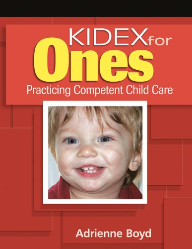9781418012717: KIDEX for One's: Practicing Competent Child Care