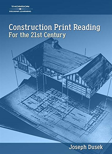 9781418014384: Construction Print Reading In the 21st Century