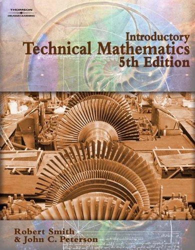 9781418015435: Introductory Technical Mathematics