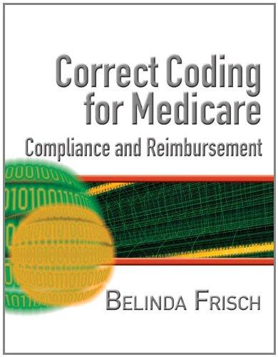 9781418015619: Correct Coding for Medicare, Compliance, and Reimbursement