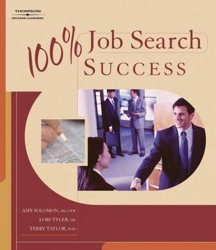 9781418016319: 100% Job Search Success