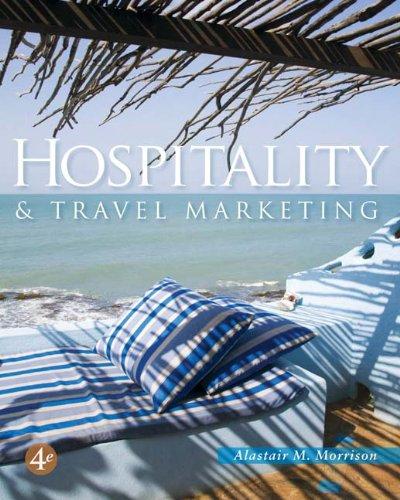 9781418016555: Hospitality and Travel Marketing