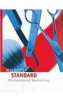 9781418024727: Milady's Standard Professional Barbering
