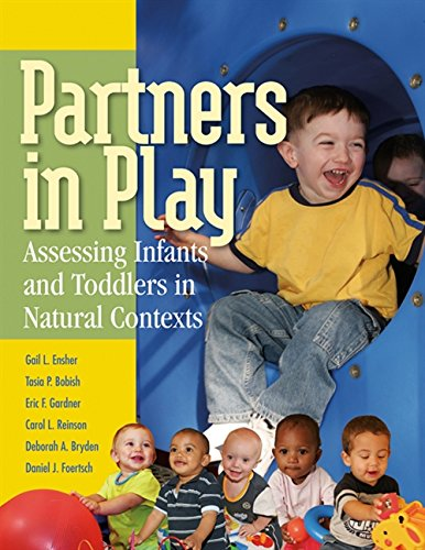 9781418030766: Partners in Play: Assessing Infants and Toddlers in Natural Contexts