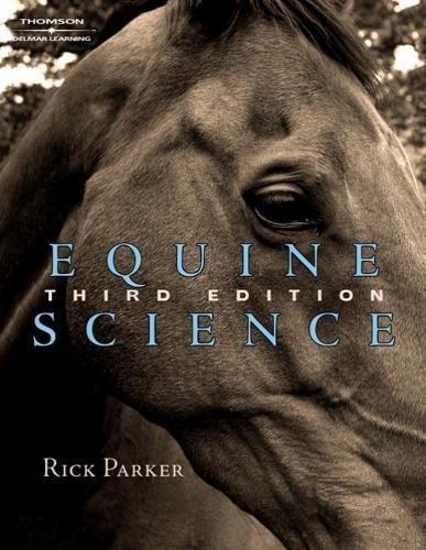 9781418032548: Equine Science