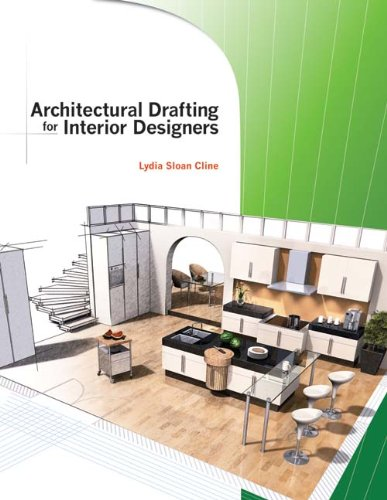 9781418032975: Architectural Drafting for Interior Designers