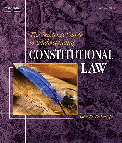 Bundle: Student Guide to Understanding Constitutional Law + Surviving and Thriving in the Law ...