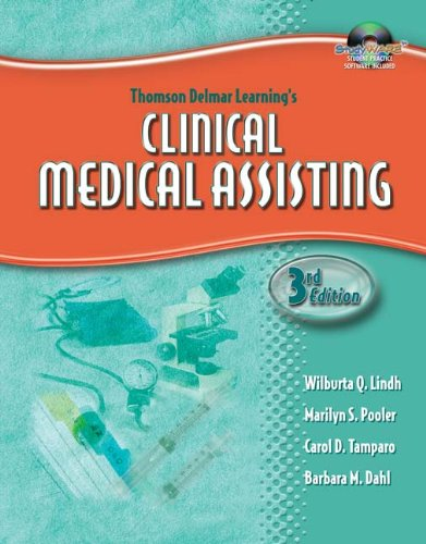 9781418034221: Bundle: Delmar's Clinical Medical Assisting with Workbook and Delmar's Clinical Handbook for the Medical Office