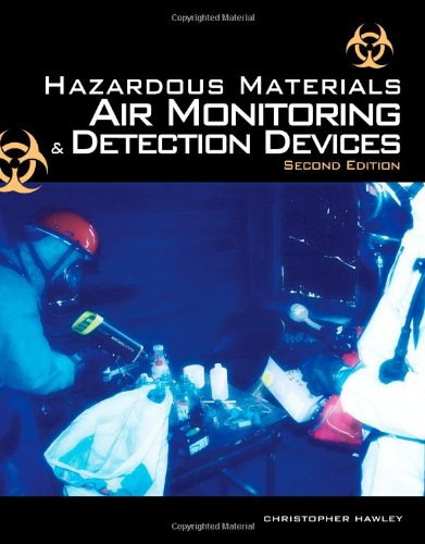 9781418038311: Hazardous Materials Air Monitoring and Detection Devices