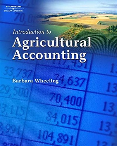 9781418038342: Introduction to Agricultural Accounting
