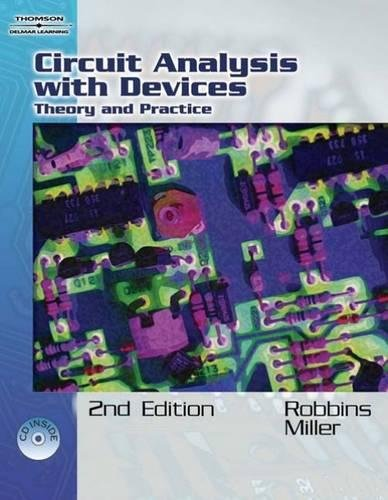 9781418038618: Circuit Analysis: Theory and Practice