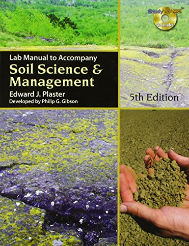 9781418038670: Lab Manual for Okaster Soil Science and Management