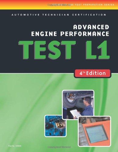 9781418038885: ASE Test Preparation- L1 Advanced Engine Performance