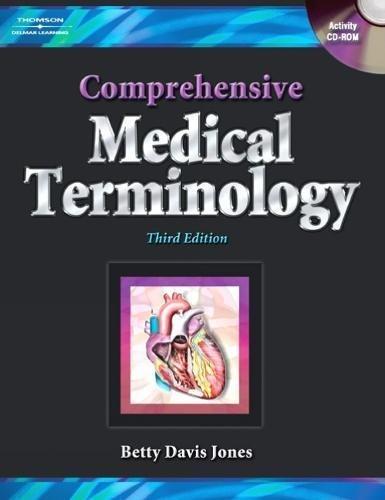 9781418039202: Comprehensive Medical Terminology