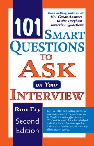 9781418040017: 101 Smart Questions to Ask on Your Interview