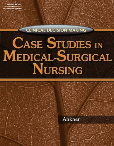 medical surgical case studies 1 introduction and executive summary case study 4 - cholecystectomy (gall bladder surgery) ipart 3 box 12 ipart's case studies to compare costs, configurations of care and outcomes in the 5 study hospitals, we focused on.
