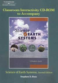9781418041281: Classroom Interactivity CD-ROM for Butz?s Science of Earth Systems, 2nd