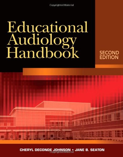 9781418041304: Educational Audiology Handbook with CD