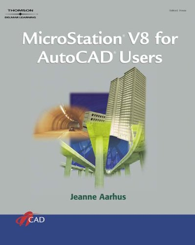 9781418041823: Microstation V8 for Autocad Users