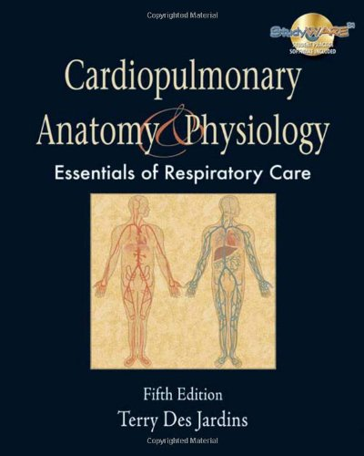 9781418042783: Cardiopulmonary Anatomy & Physiology: Essentials for ...