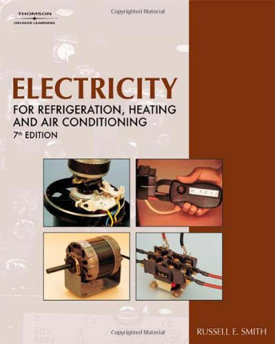 9781418042875: Electricity for Refrigeration, Heating, and Air Conditioning