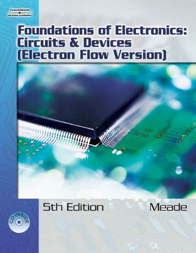 Bundle: for Meade's Foundations of Electronics, 5th + Lab Manual: Meade, Russell