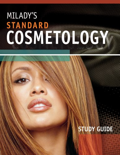 9781418049409: Study Guide for Milady's Standard Cosmetology 2008