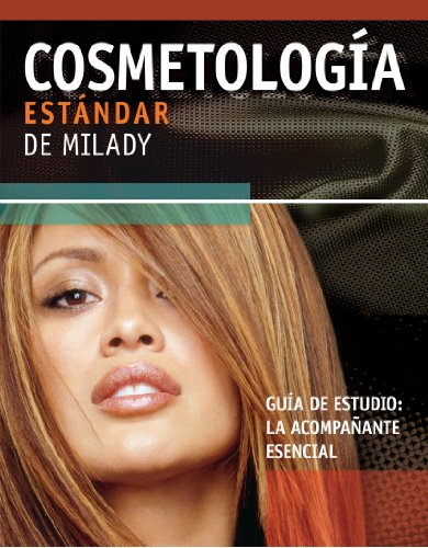 9781418049515: Spanish Translated Study Guide: The Essential Companion for Milady's Standard Cosmetology 2008 (Spanish Edition)
