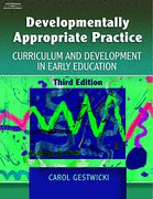 9781418050542: Developmentally Appropriate Practice: Curriculum and Development in Early Education W/ Professional Enhancement Booklet