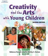 9781418050573: Creativity and the Arts with Young Children + Professional Enhancement Series
