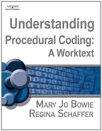 9781418051846 Understanding Procedural Coding A Worktext