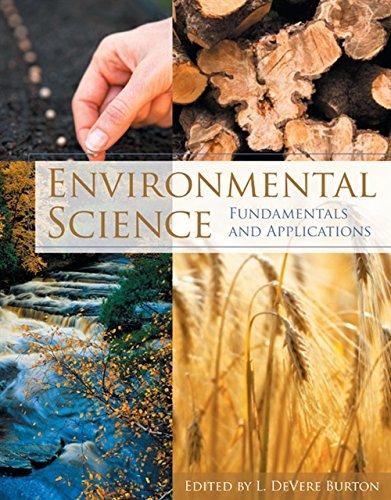 9781418053543: Environmental Science: Fundamentals and Applications