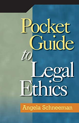9781418053789: Pocket Guide to Legal Ethics