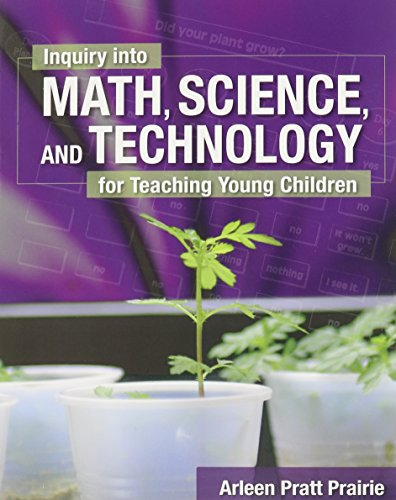 9781418057725: Bundle: Inquiry into Math, Science & Technology for Teaching Young Children + A Constructivist Approach to Block Play in Early Childhood