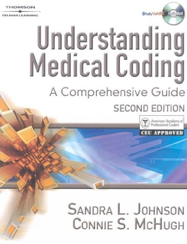 9781418058838: Bundle: Understanding Medical Coding: A Comprehensive Guide, 2nd + Workbook