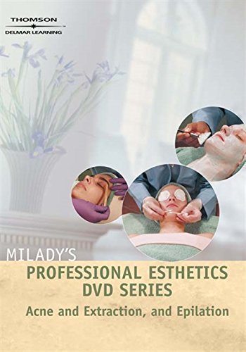 9781418061180: Professional Esthetics DVD Series: Acne and Extraction, and Epliation