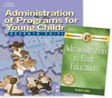 9781418064853: Administration of Programs for Young Children (with Professional Enhancement Booklet)