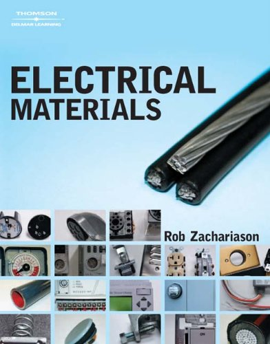 9781418064969: Electrical Materials