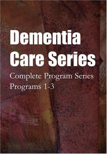 9781418065041: Dementia Care Series DVD
