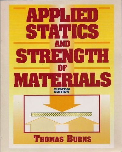 9781418066222: Applied Statics and Strength of Materials