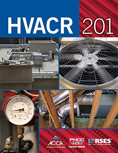 9781418066642: HVACR 201 (Enhance Your HVAC Skills!)