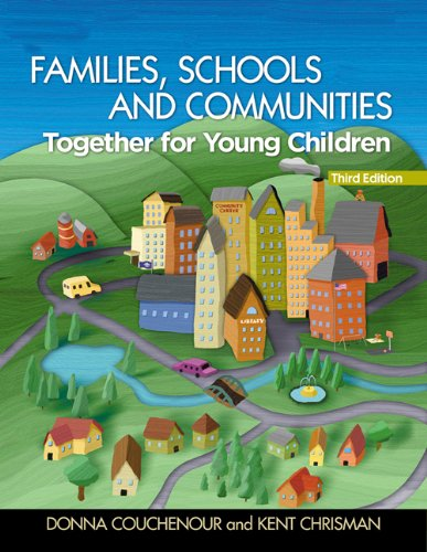 9781418067199: Families, Schools and Communities: Together for Young Children
