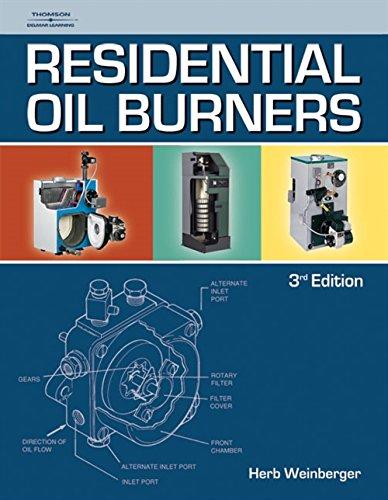 9781418073978: Residential Oil Burners