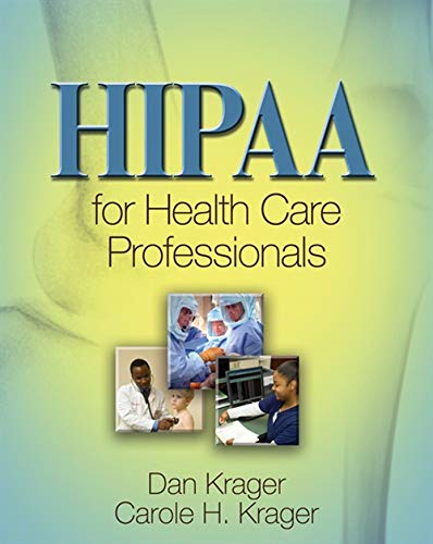 9781418080532: HIPAA for Health Care Professionals (Safety and Regulatory for Health Science)